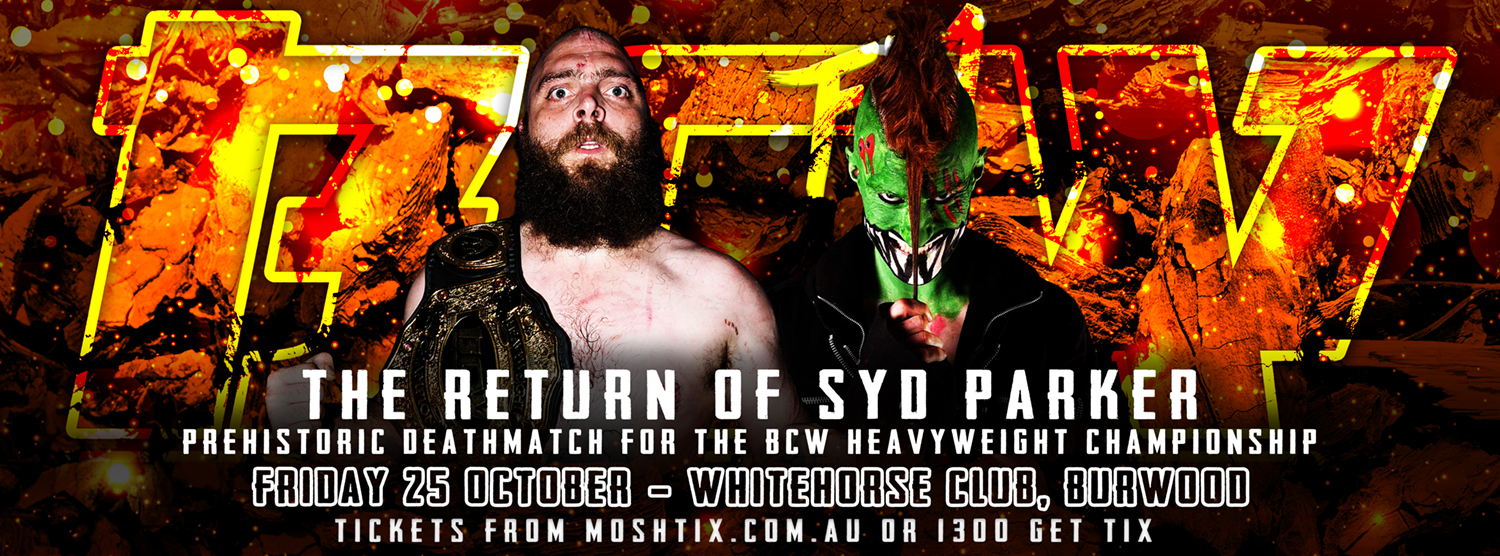 BCW34 - Friday 25 October - Whitehorse Club, Burwood