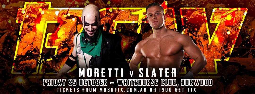 BCW34 Moretti v Slater